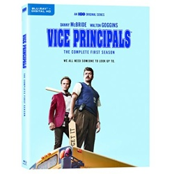 Vice Principals: The Complete 1st Season Blu-ray Cover