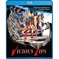 Vicious Lips Blu-ray Cover