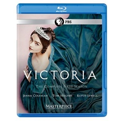 Victoria: The Complete 1st Season Blu-ray Cover