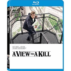 View to a Kill Blu-ray Cover