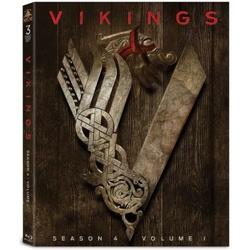 Vikings: Season 4 Volume 1 Blu-ray Cover