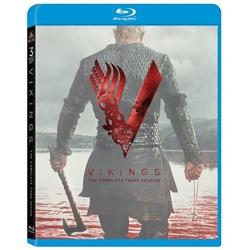 Vikings: The Complete 3rd Season Blu-ray Cover