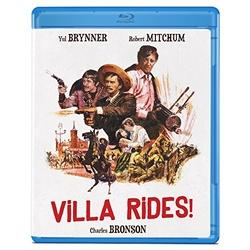 Villa Rides Blu-ray Cover