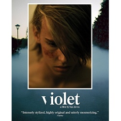 Violet Blu-ray Cover