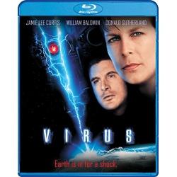Virus Blu-ray Cover