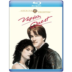Vision Quest Blu-ray Cover