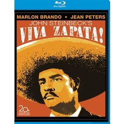 Viva Zapata! Blu-ray Cover