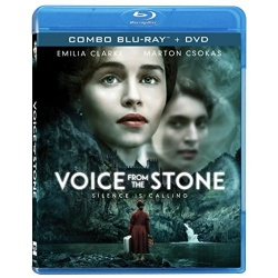 Voice from the Stone Blu-ray Cover