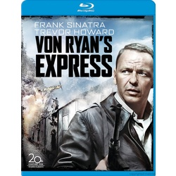Von Ryan's Express Blu-ray Cover