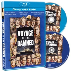 Voyage of the Damned Blu-ray Cover