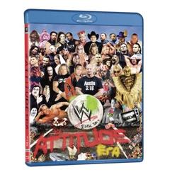 WWE: The Attitude Era Blu-ray Cover