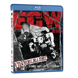 WWE: The Biggest Matches in ECW History Blu-ray Cover