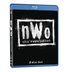 WWE: The New World Order Blu-ray Cover