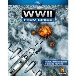 WWII From Space Blu-ray Cover