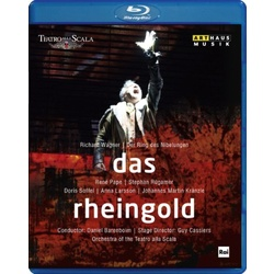 Wagner: Das Rheingold Blu-ray Cover