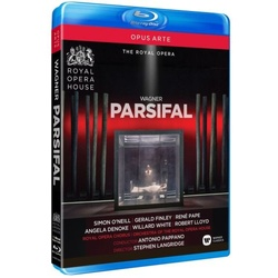 Wagner: Parsifal Blu-ray Cover