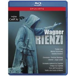 Wagner: Rienzi Blu-ray Cover