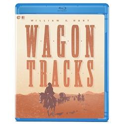 Wagon Tracks Blu-ray Cover