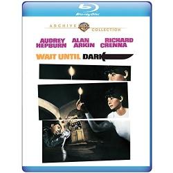 Wait Until Dark Blu-ray Cover