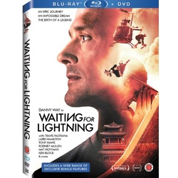 Waiting for Lightning Blu-ray Cover