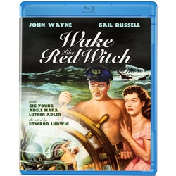 Wake of the Red Witch Blu-ray Cover
