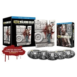 Walking Dead: The Complete 6th Season Blu-ray Cover
