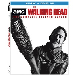 Walking Dead: The Complete 7th Season Blu-ray Cover