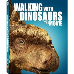 Walking with Dinosaurs: The Movie Blu-ray Cover