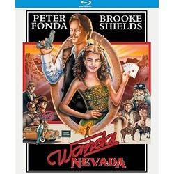 Wanda Nevada Blu-ray Cover