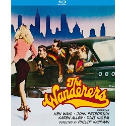 Wanderers Blu-ray Cover