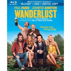 Wanderlust Blu-ray Cover