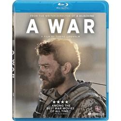 War Blu-ray Cover