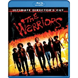Warriors Blu-ray Cover
