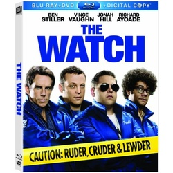 Watch Blu-ray Cover