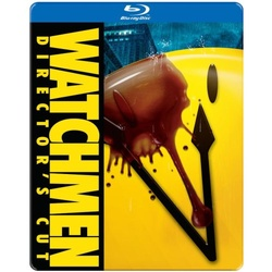 Watchmen (Steelbook) Blu-ray Cover