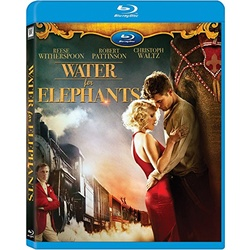 Water for Elephants Blu-ray Cover