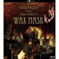 Wax Mask Blu-ray Cover