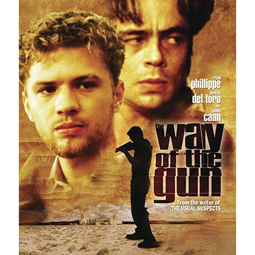 the way of the gun bluray disc title details