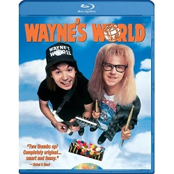 Wayne's World Blu-ray Cover