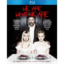 We Are What We Are Blu-ray Cover
