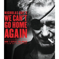 We Can't Go Home Again Blu-ray Cover