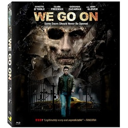 We Go On Blu-ray Cover