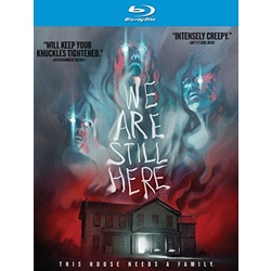 We are Still Here Blu-ray Cover