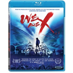 We are X Blu-ray Cover