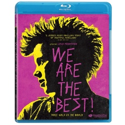 We are the Best! Blu-ray Cover
