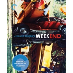 Weekend Blu-ray Cover