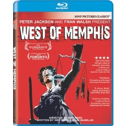 West of Memphis Blu-ray Cover