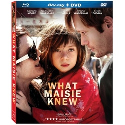 What Maisie Knew Blu-ray Cover