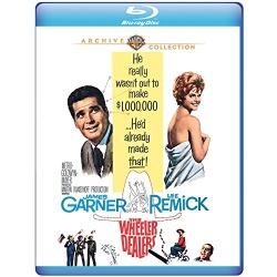 Wheeler Dealers Blu-ray Cover