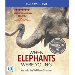 When Elephants were Young Blu-ray Cover
